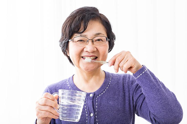 歯磨きの重要性